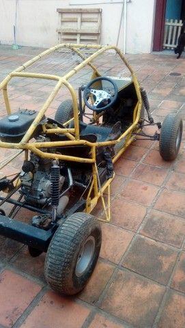 Kart Cross / Gaiola motor Honda 2008 - Foto 3