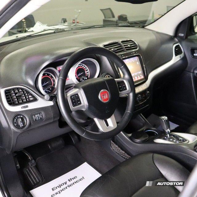 Fiat Freemont Presision Branca Pérola 2014 - Foto 7