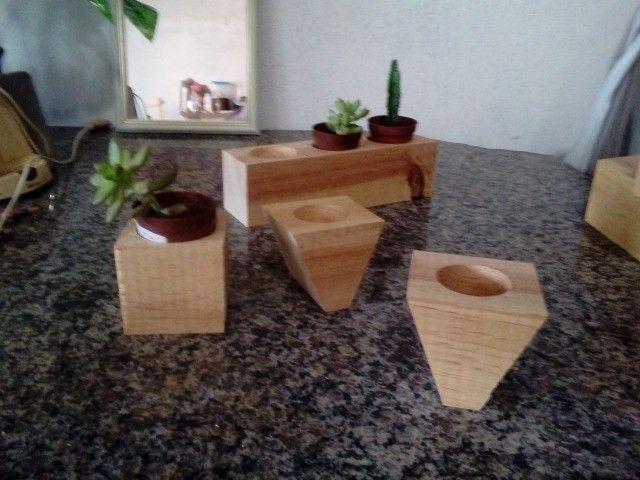 Vasinhos para suculenta  - Foto 3