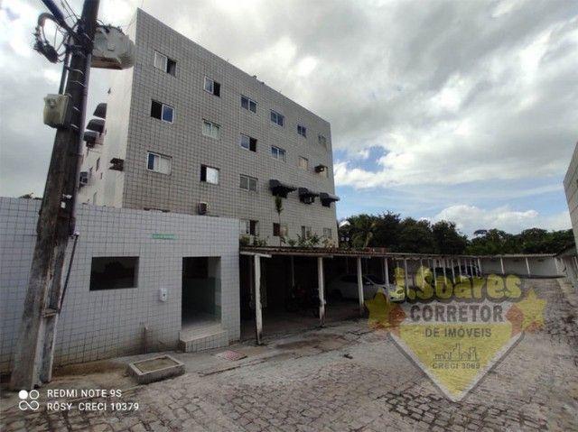 Cidade Universitária, 2 quartos, 58m², Água inclusa, R$ 700, Aluguel, Apartamento, João Pe - Foto 12