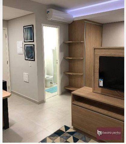 Apartamento com 1 dormitório para alugar, 34 m² por R$ 2.200,00/mês - Jardim Panorama - Sã - Foto 6