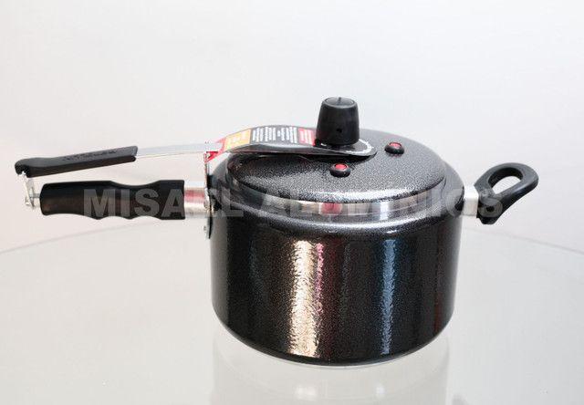 Panela de pressão 5 litros patolux  - Foto 3