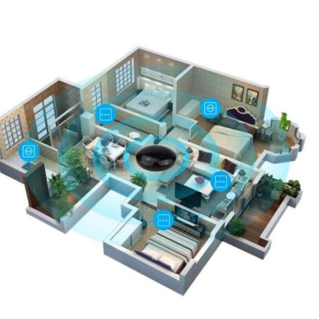 Controle Remoto Wifi Tuya - Alexa Google Home Tipo C - Foto 6
