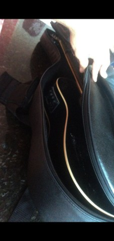 Bag Extra Luxo para Violão Folk - Foto 4