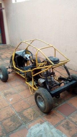 Kart Cross / Gaiola motor Honda 2008 - Foto 2