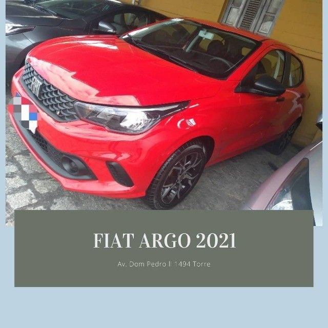 Fiat Argo 1.0 2021