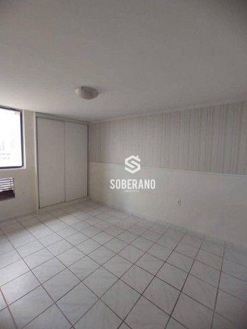 Apartamento com 3 dormitórios para alugar, 126 m² por R$ 3.000,00/mês - Manaíra - João Pes - Foto 7