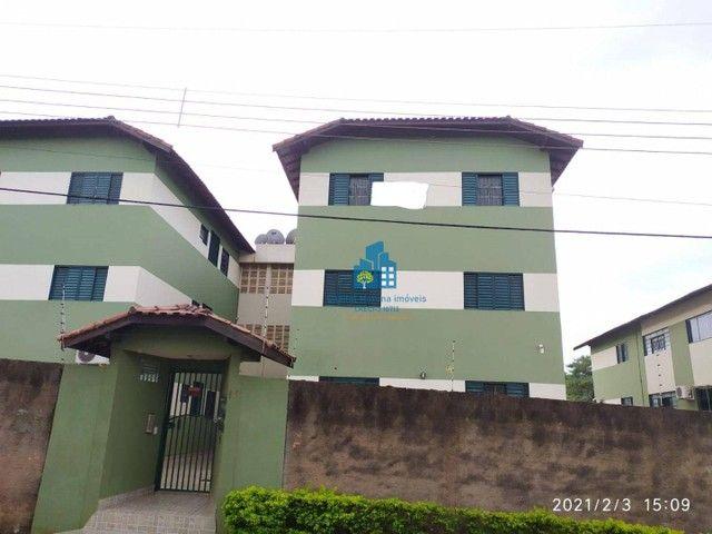 Apartamento com 3 dormitórios, 70 m² - venda por R$ 170.000,00 ou aluguel por R$ 900,00/mê