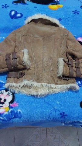 Jaqueta de pelinho - Foto 4