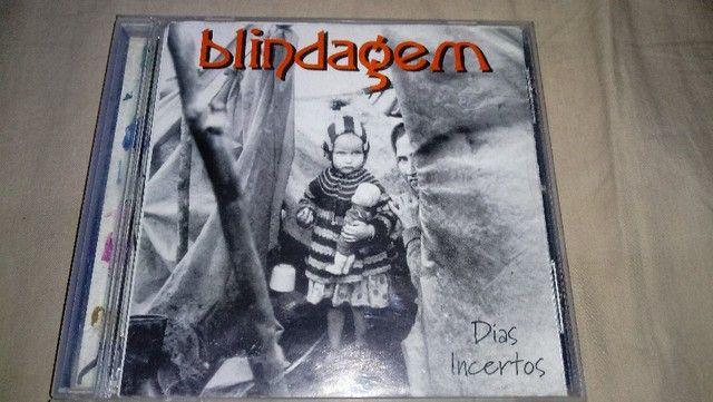 CD Blindagem Dias Incertos