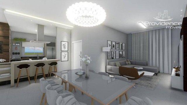 Apartamento com 3 dormitórios à venda, 130 m² por R$ 600.000,00 - Jardim La Salle - Toledo - Foto 14
