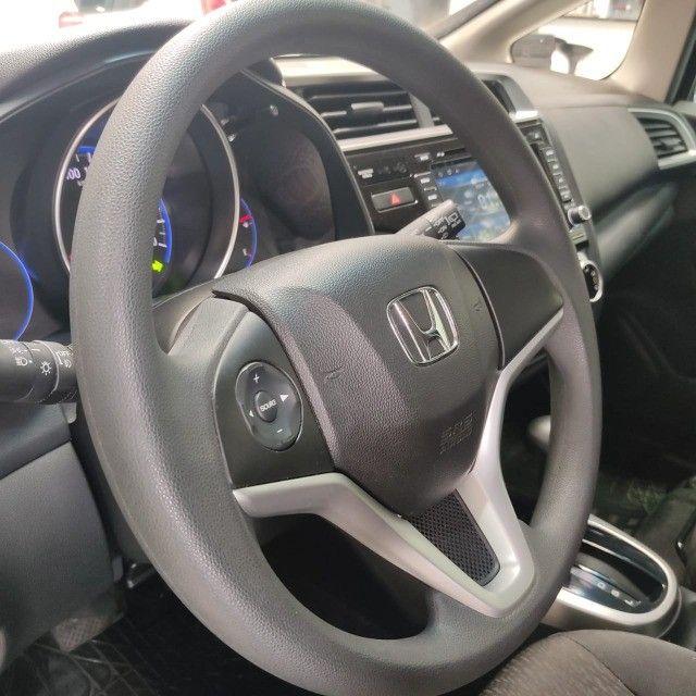 Honda fit lx aut o mais barato e impecavel - Foto 4