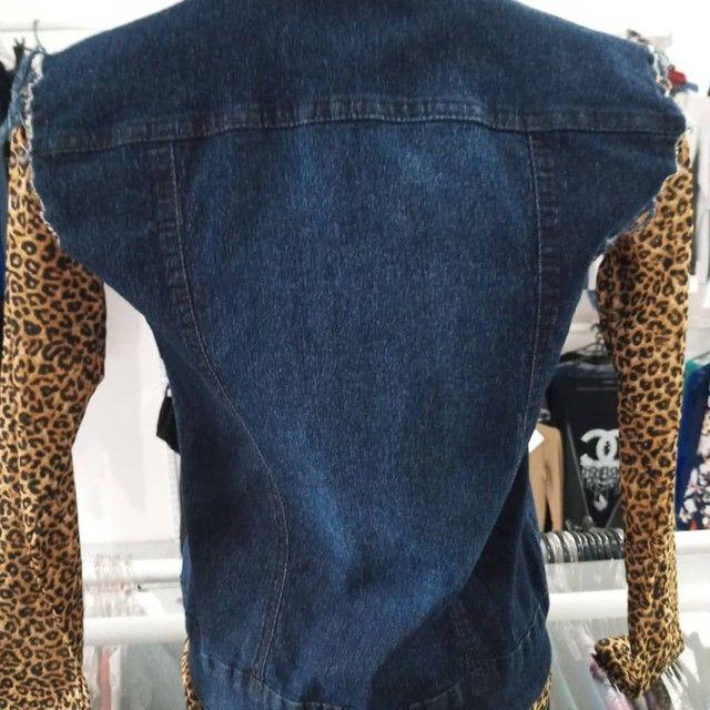 Colete Jeans Ronine - Foto 3