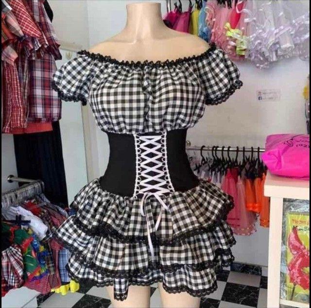 Festa  junina vestido  - Foto 2