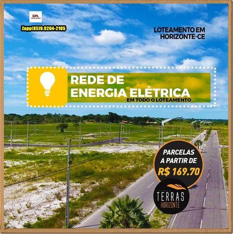 Loteamento Terras Horizonte -Ligue e agende sua visita!!! - Foto 9