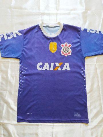 Camisa Corinthians Fifa - Infantil