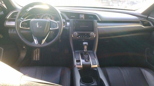 Honda Civic EX 2.0 FLEX AUT 4P - Foto 7