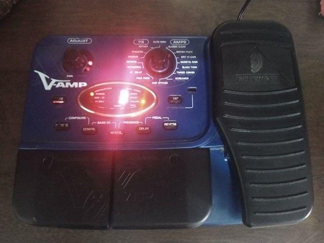 Pedaleira X V amp ( Leia o anúncio ) - Foto 5