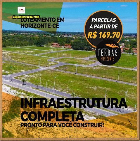 Loteamento Terras Horizonte -Ligue e agende sua visita!!! - Foto 5