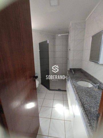 Apartamento com 3 dormitórios para alugar, 126 m² por R$ 3.000,00/mês - Manaíra - João Pes - Foto 11