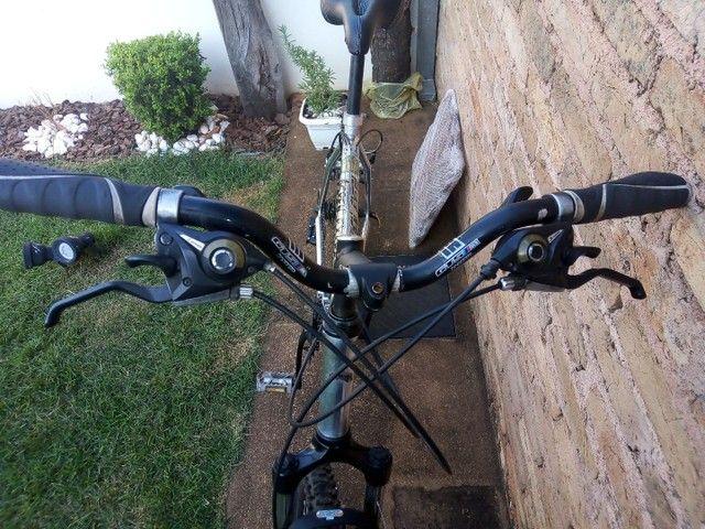 Bike Caloi Aspen Aro 26 - Foto 5