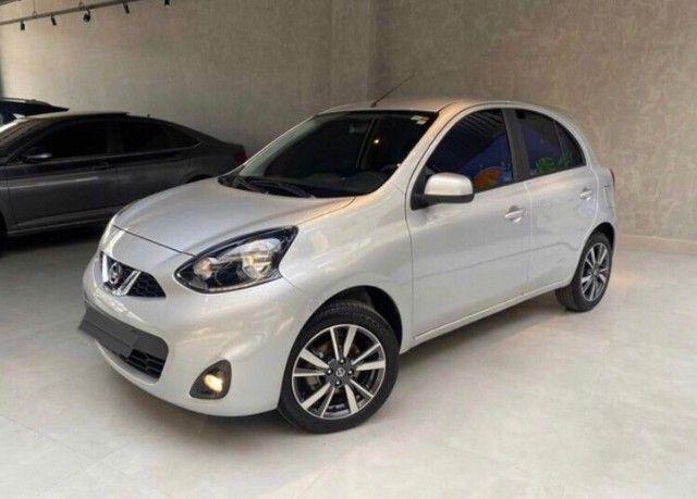 March Nissan 1.0 SV 2020 semi novo 53.990,00