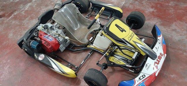 Kart Mini - Motor Honda  - Foto 2