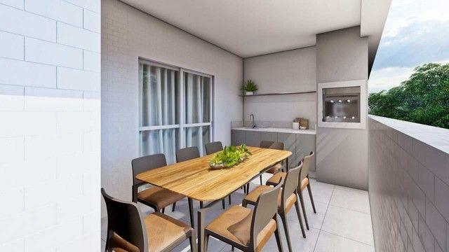 Apartamento com 1 dorm, Canto do Forte, Praia Grande - R$ 246 mil, Cod: 123 - Foto 5