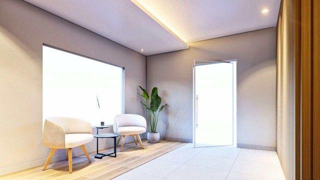 Apartamento com 1 dorm, Canto do Forte, Praia Grande - R$ 246 mil, Cod: 123 - Foto 7