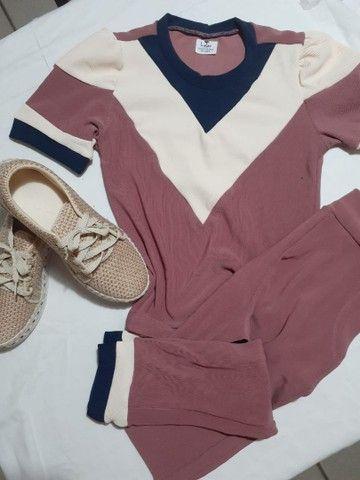 Conjunto de calça em montaria  - Foto 2