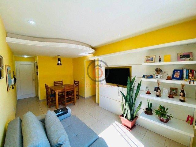 Apartamento para venda possui 63 metros quadrados com 2 quartos - Bairro Santa Branca