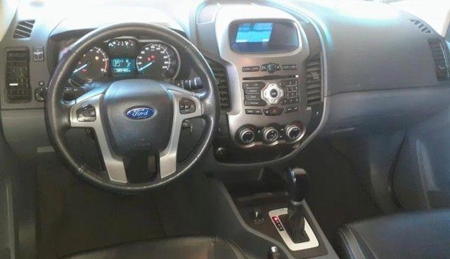 Ford Ranger limited 3.2 20v 4X4 CD Aut. Dies. - Foto 8