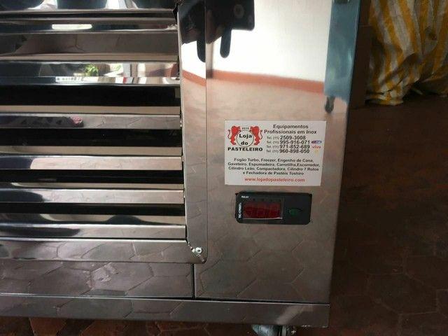 .Geladeira para Pastéis Loja do Pasteleiro com gavetas * Peça Única  - Foto 2