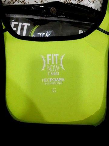 T-Shirt Feminina fitness - Foto 2
