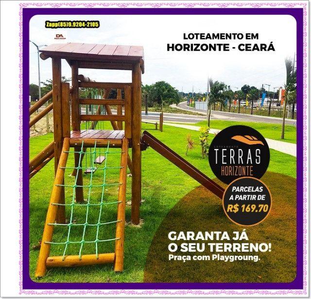 Lotes Terras Horizonte - Construção Liberada-&#$ - Foto 18