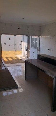 Casa com 3 Qtos sendo 2 suítes à venda, 117 m² por R$ 580.000 - Parque Residencial Rita Vi - Foto 5
