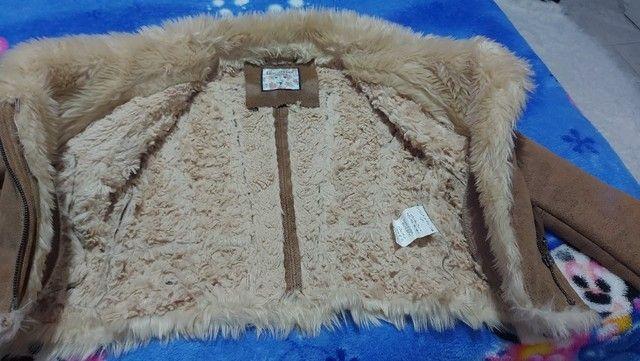 Jaqueta de pelinho