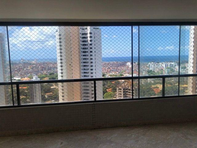 Apartamento p/ aluguel e venda, 263 m2, 4 suítes no Horto Florestal / Waldemar Falcã - Sal - Foto 2