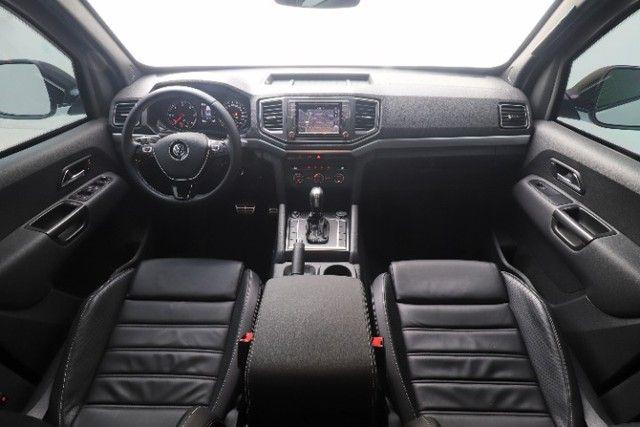volkswagen amarok 3.0 v6 tdi diesel highline extreme cd 4motion automático - Foto 8