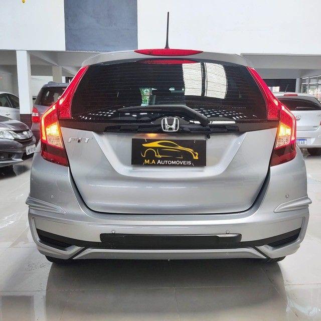 Honda fit lx aut o mais barato e impecavel