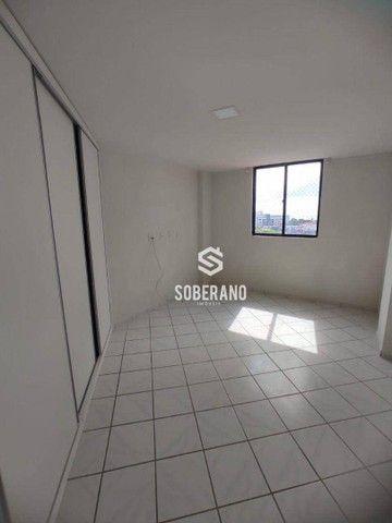 Apartamento com 3 dormitórios para alugar, 126 m² por R$ 3.000,00/mês - Manaíra - João Pes - Foto 6