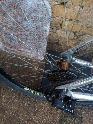 Bike Caloi Aspen Aro 26 - Foto 6