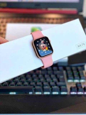 Relógio Smartwatch AK76 PRO Versão 2021! - Foto 3