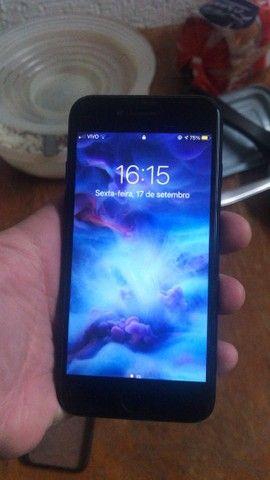 iPhone 7 32 giga top troco por outro  - Foto 4