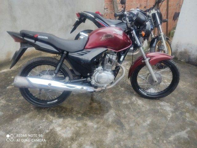 Honda CG 150 Fan ESI 2011