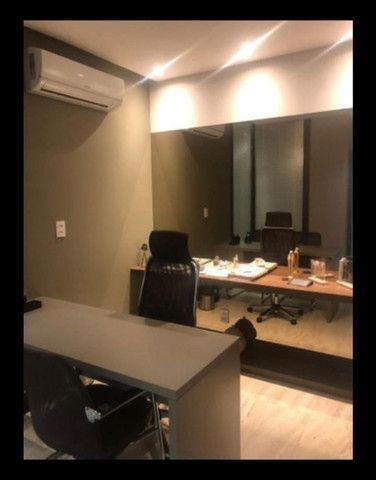 Quer luxo???sala com 3 ambientes todo planejado!!!!415no.rosa e.silva - Foto 4