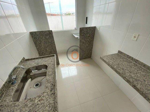 Apartamento para venda tem 60 metros quadrados com 2 quartos em Mantiqueira - Belo Horizon - Foto 4