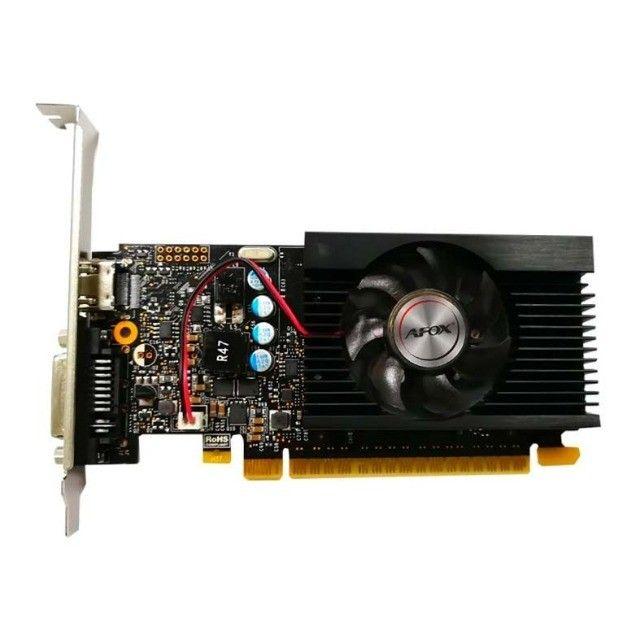 Placa de Vídeo Nvidia Geforce Gt 1030 - 2GB Gddr5 Afox - Foto 2