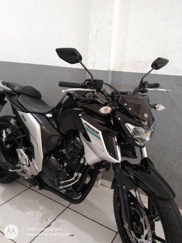Moto Fazer 250ys 2018