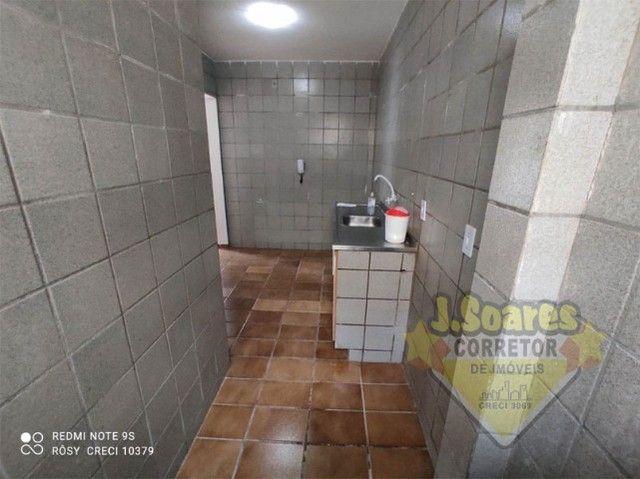 Cidade Universitária, 2 quartos, 58m², Água inclusa, R$ 700, Aluguel, Apartamento, João Pe - Foto 11
